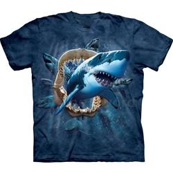 Shark Attack Youth's T-Shirt 43-1522870