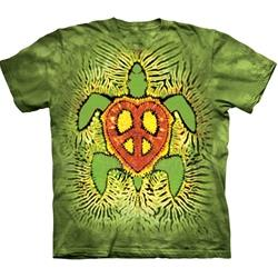 Rasta Peace Turtle Youth's T-Shirt 43-1532280