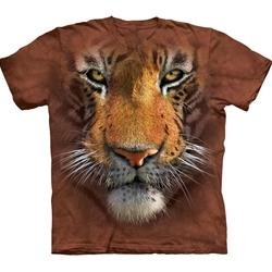 Tiger Face Youth's T-Shirt 43-1532510