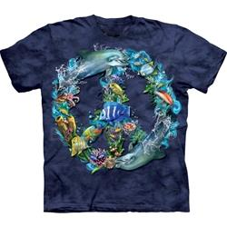Underwater Peace Youth's T-Shirt 43-1533440