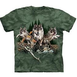 Find 12 Wolves Youth's Tee Shirt 43-1534480