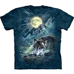 Wolf Night Symphony Youth's Tee Shirt 43-1534780