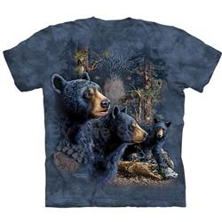Find 13 Black Bears Youth's Tee Shirt 43-1534810