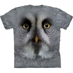 Great Grey Owl Youth's Tee Shirt 43-1534920