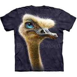 Ostrich Totem Youth's Tee Shirt 43-1535250
