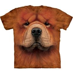 Chow Chow Face Youth's Tee Shirt 43-1536090