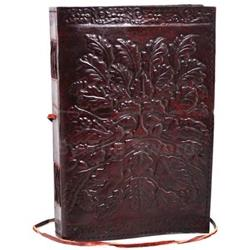 Greenman Leather Blank Book 45-BBBCGM