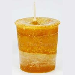 Confidence Herbal Votive Candle 45-CVHCON