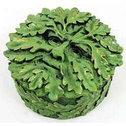 Round Greenman Box 45-FB149