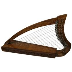 Pixie Harp TM, 19 Strings, Non-standing 47-HPXP