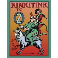 Rinkitink in Oz by L. Frank Baum 80-147204