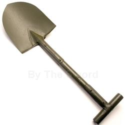 US M-1910 T-Handle Entrenching Tool - Shovel WWII Repro 803150