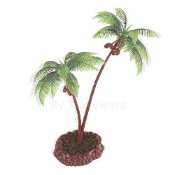 "13"" Palm Tree Table Decoration 100-125626"