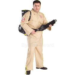 Ghostbusters Adult Plus Costume 100-126819