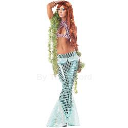 Mesmerizing Mermaid Adult Costume