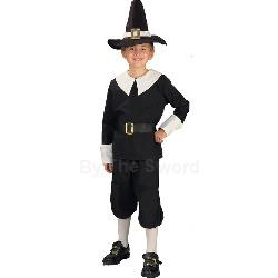 Pilgrim Boy Child Costume 100-140586