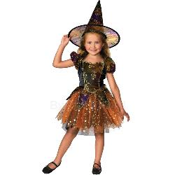 Elegant Witch Toddler / Child Costume 100-145078