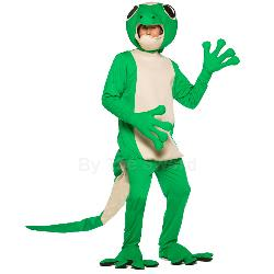 Gecko Adult Costume 100-149096