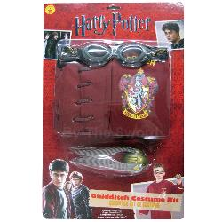 Harry Potter - Quidditch Child Costume Kit 100-149922