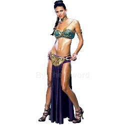 Star Wars Princess Leia Slave Adult Costume 100-150058