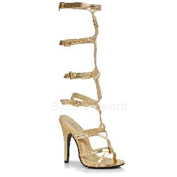 Sexy Gold Adult Shoes 100-149505