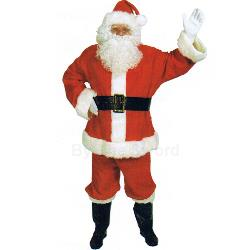 Complete Santa Suit Adult Costume 100-152589