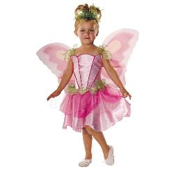 Pink Butterfly Fairy Child Costume 100-156093