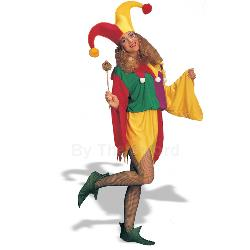 King's Jester Adult Costume 100-101061