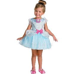 Disney Cinderella Ballerina Toddler/Child Costume 100-177553