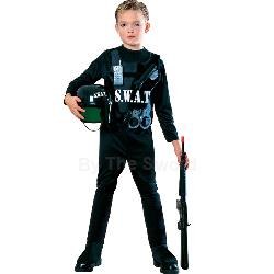 S.W.A.T. Team Child Costume 100-185475