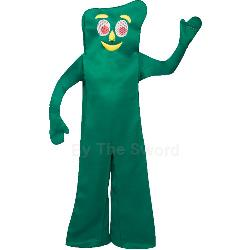 Gumby Adult Costume 100-178770