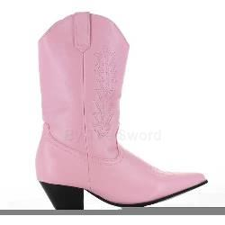 Rodeo (Pink) Child Boots 100-182049