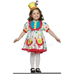 Clown Girl Child Costume 100-181069