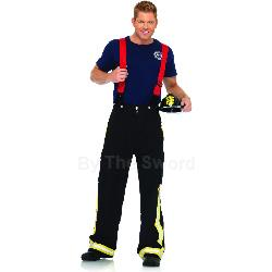 Firefighter Adult Costume 100-187711