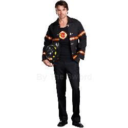 Smokin' Hot Fire Department Man Adult Costume 100-187852