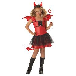 Devil Darling Child Costume 100-194791