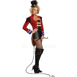 Ring Mistress Adult Costume 100-195358
