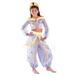 Storybook Jasmine Prestige Toddler / Child Costume 100-187452
