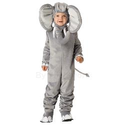 Lil Elephant Toddler Costume 100-196466