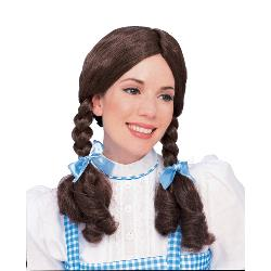 The Wizard of Oz Dorothy Wig 100-108672