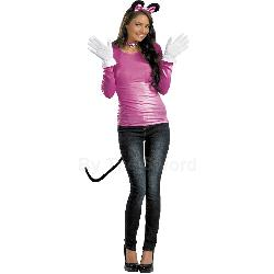 Disney Pink Minnie Mouse Accessory Kit (Adult) 100-198466