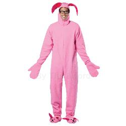 A Christmas Story - Bunny Suit Adult Costume 100-199594