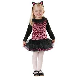 Sweet Kitty Toddler Costume 100-214557
