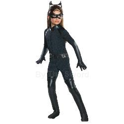 The Dark Knight Rises Deluxe Catwoman Child Costume 100-216157
