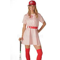 Rockford Peaches Adult Costume 100-216651