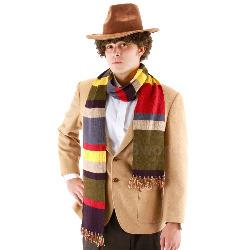 Doctor Who The Fourth Doctor Scarf Adult 100-216899
