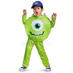 Monsters U Mike Toddler Classic Costume 100-216942