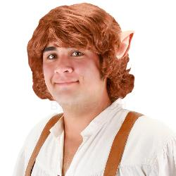The Hobbit Bilbo Baggins Wig With Ears 100-217290