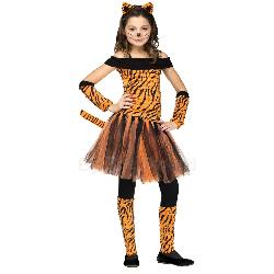 Tigress Child Costume 100-217041