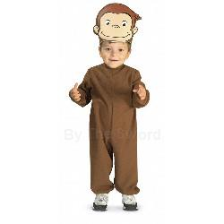 Curious George Costume CU885403